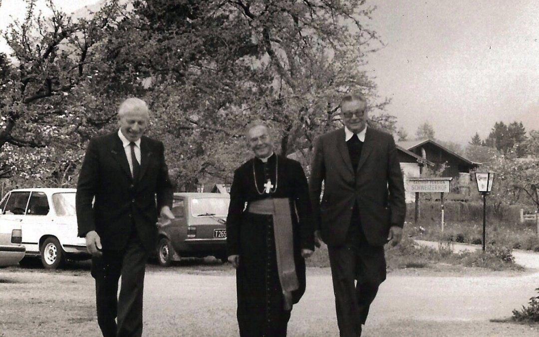 Erinnerungen an Altbischof Dr. Reinhold Stecher