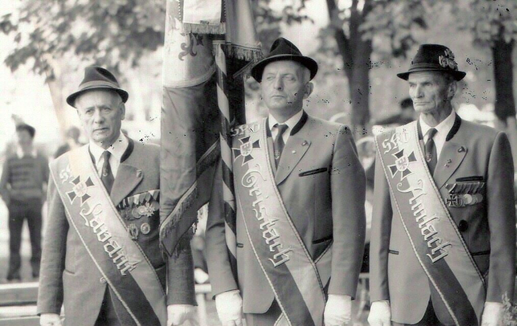 Gemeinde Amlach - Wappenverleihung 1986