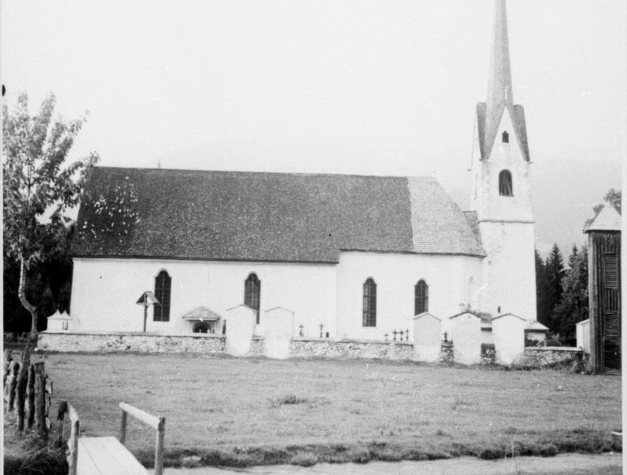 Aus der Kirchenchronik