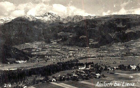 1812-ein ländliches Fest im Amlacher Wäldchen