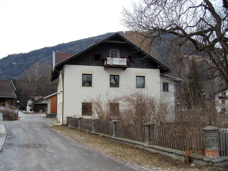 Haus Winkler - früher Tischlerei Winkler
