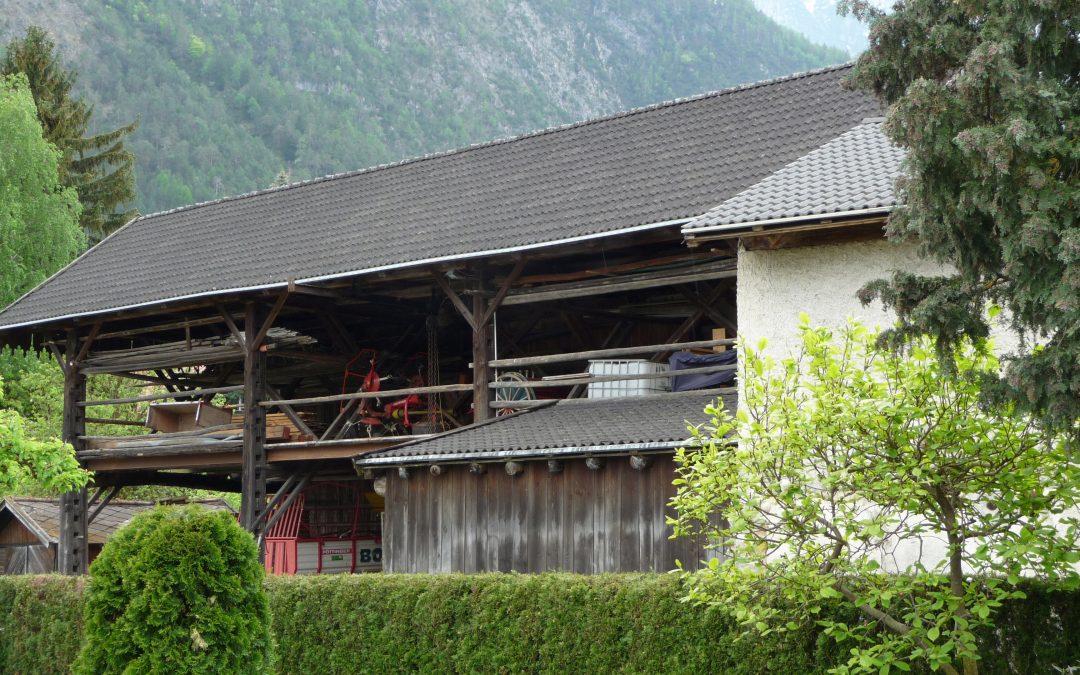 Die Harpfen in Amlach