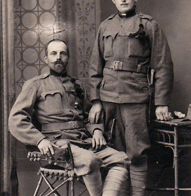 Der Infanterist Anton Bulovec