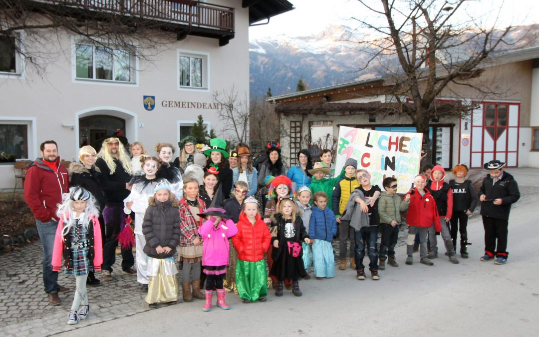 Kinderfasching in Amlach