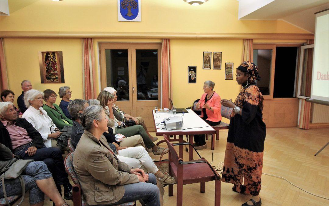 Mag. Annelies Innerkofler – Reisebericht über Kenia