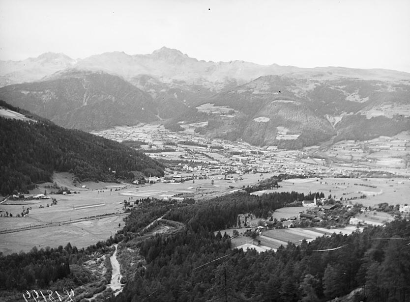 Amlach-Hochwasser 1883  1889