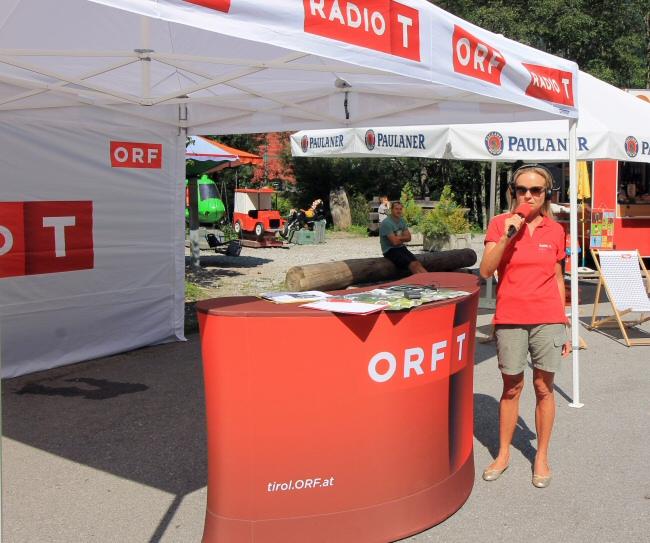 ORF-Radio Tirol – Sommerfrische – Galitzenklamm