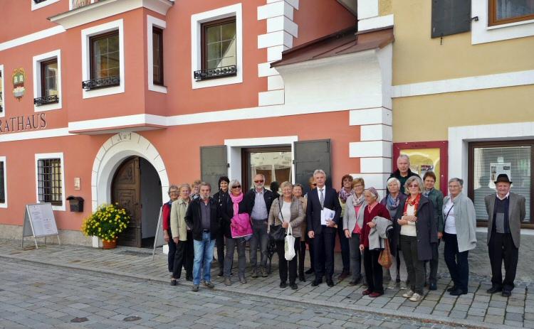 2017-KBW-Bildungsausflug nach Oberdrauburg