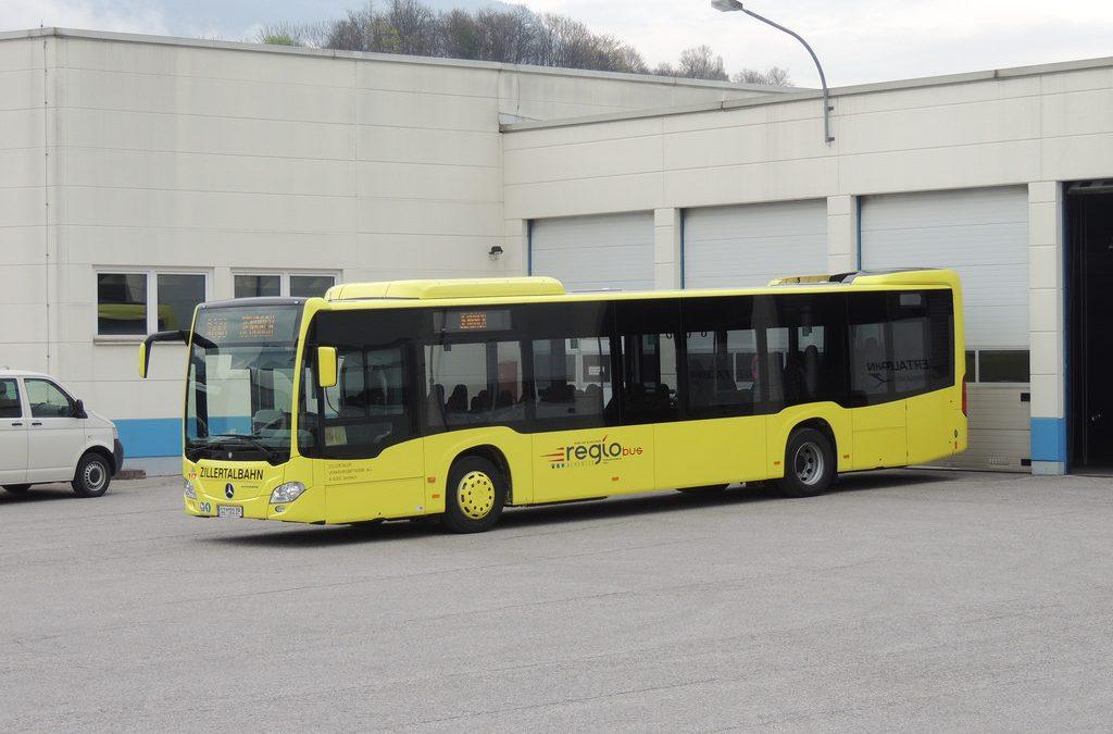 Bus Winterfahrplan vom 24.12.2017 bis 02.04.2018
