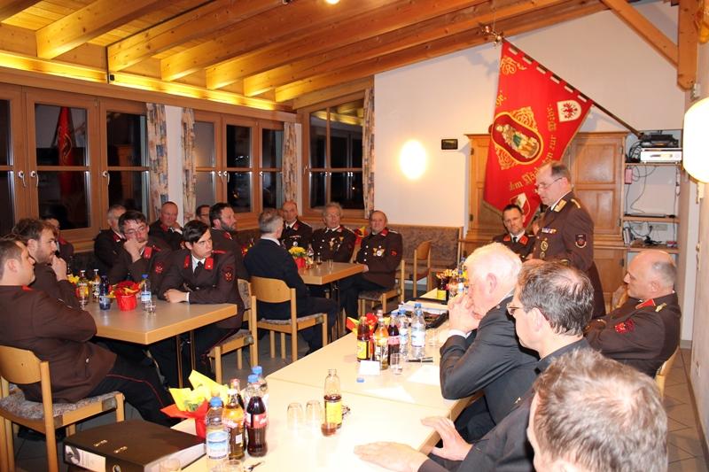 FF-Amlach – 124. Jahreshauptversammlung