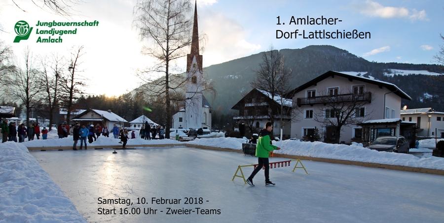 LJ/JB-Lattlschießen in Amlach