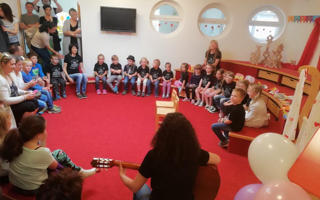 Einweihung Kindergarten Amlach