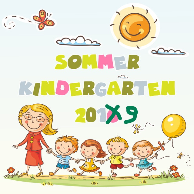 Anmeldung Sommerkindergarten 2019