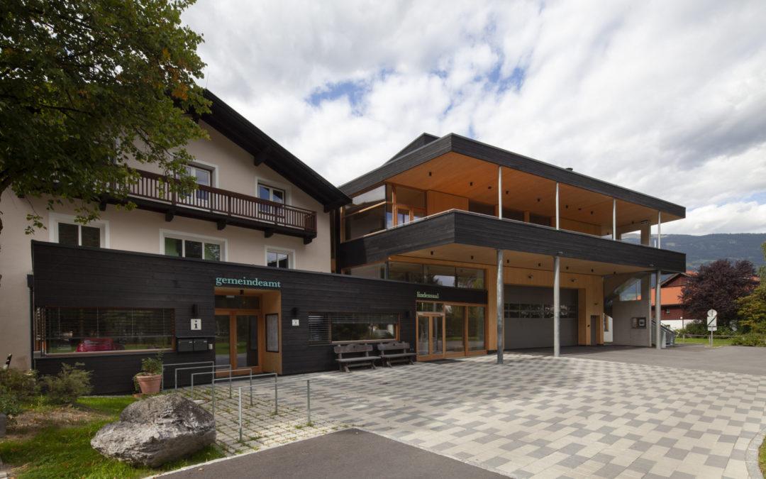 Stellenausschreibung – Gemeinde Amlach