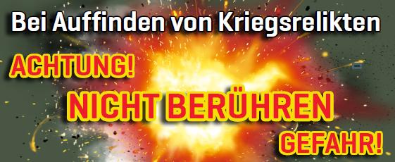 Der Entminungsdienst des Österreichischen Bundesheeres informiert