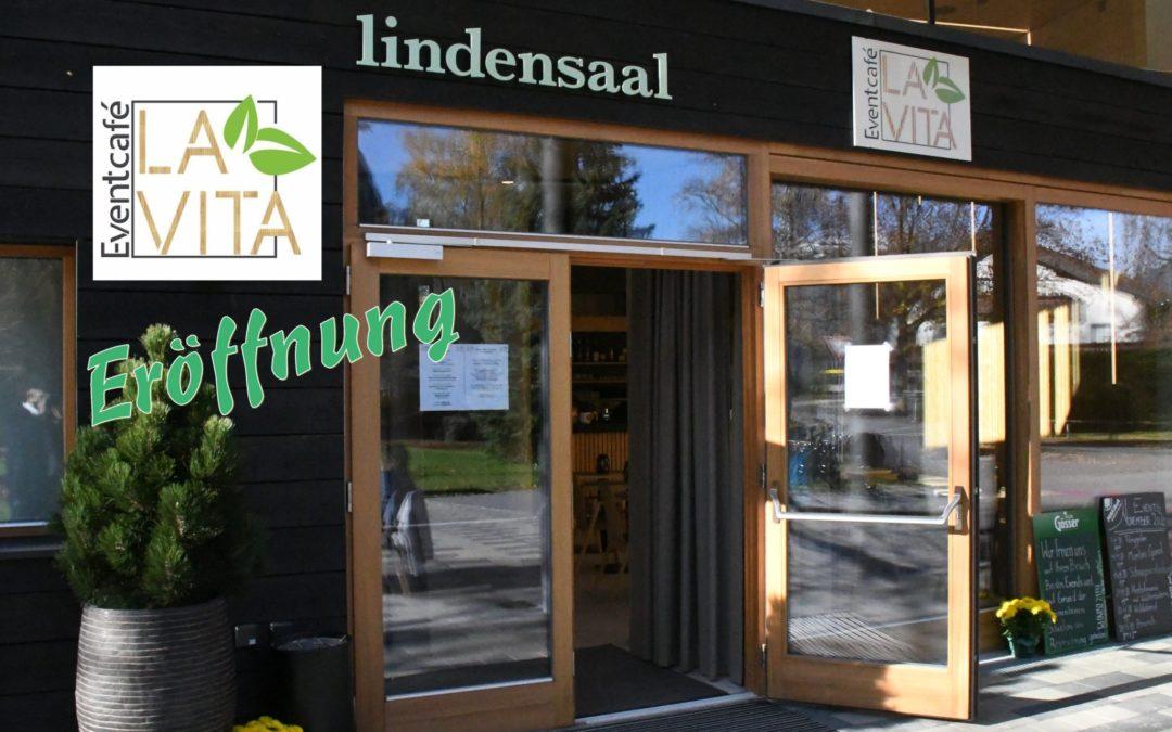 Eventcafè La Vita – Eröffnung