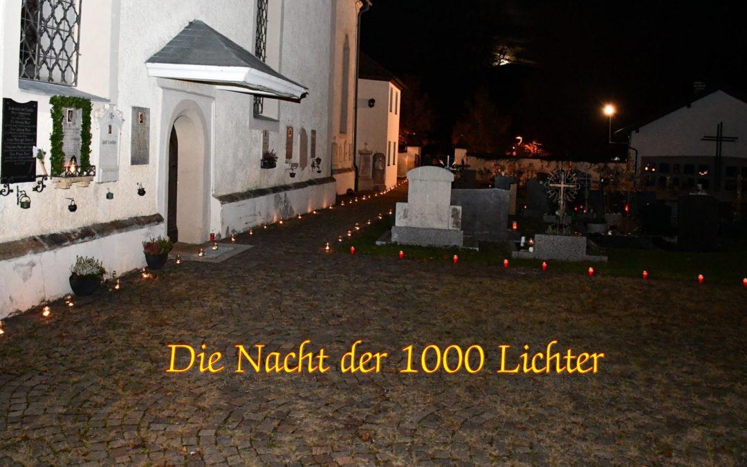 Die Nacht der 1000 Lichter