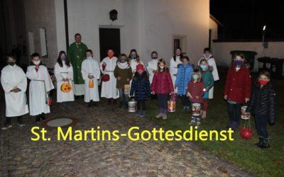 St. Martins – Gottesdienst