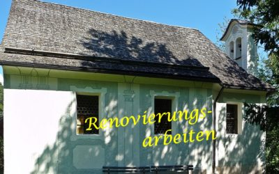 Renovierung Ulrichsbichl – Kirchl
