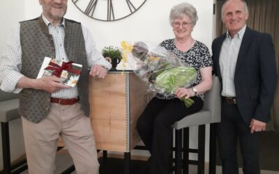 Micheler Alois 80. Geburtstag