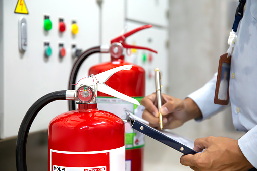 Feuerlöscherüberprüfung – Freitag, den 02. Juli 2021