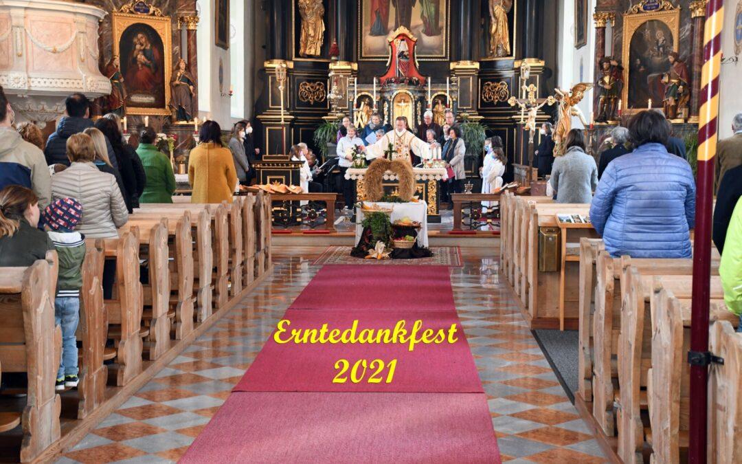 Erntedankfest 2021